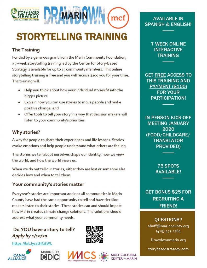 story-telling -workshop
