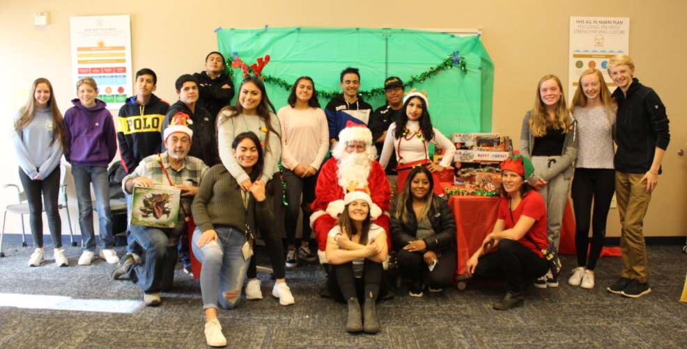 2019 Toy Distribution Team